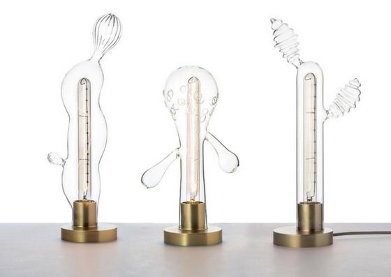 Lampy jak katusy