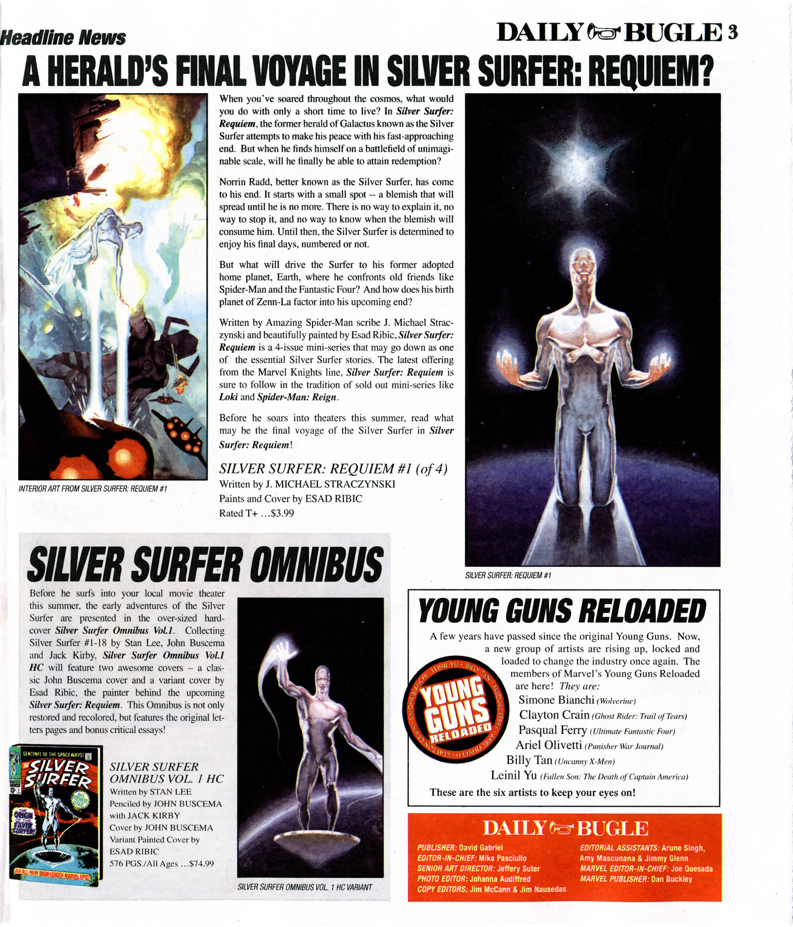 Read online Daily Bugle (2006) comic -  Issue #8 - 4