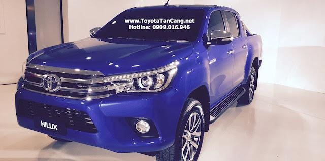 Toyota Hilux 2016 : Mẫu xe bán tải đáng mong đợi