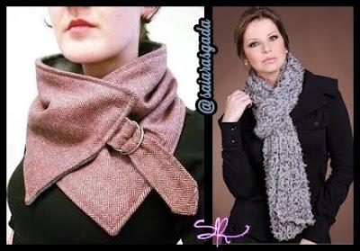 cachecol feminino gola feminina mulher inverno lindo quente fofo elegante trico tricot croche lã barbante moderno diferente chique fivela