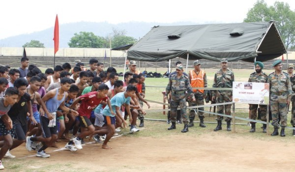 Solan Army Rally, Indian Army Rally, Open Bharti Rally