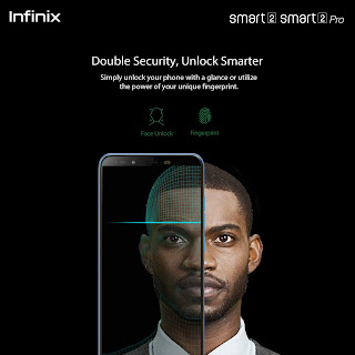 Infinix smart 2 face ID