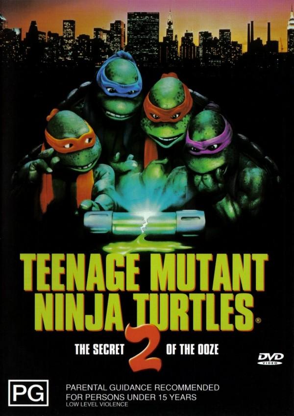 فيلم teenage mutant ninja turtles مترجم