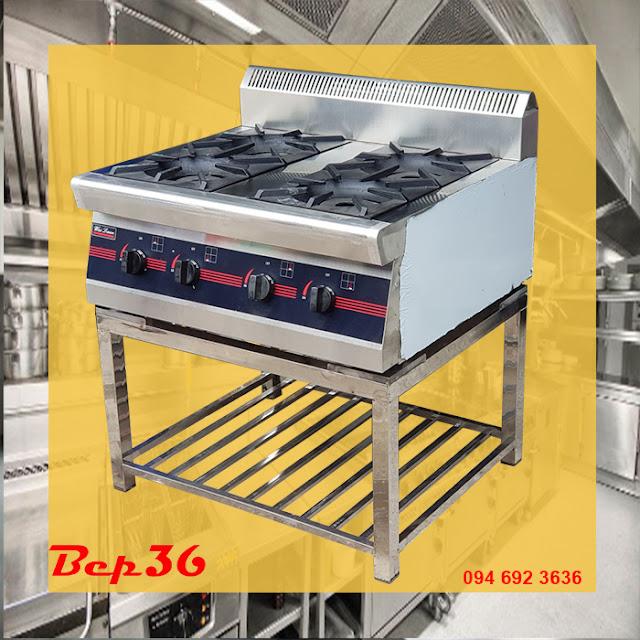 Cách sử dụng bếp Âu công nghiệp đạt hiệu quả tốt nhất