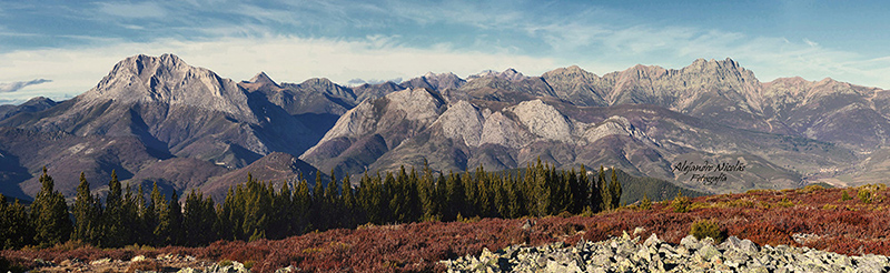 Integral Fuentes Carrionas. Montaña Palentina. Curavacas- Espigüete