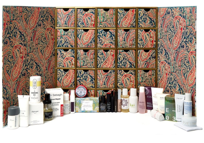 Liberty Luxury Advent Calendar 2015