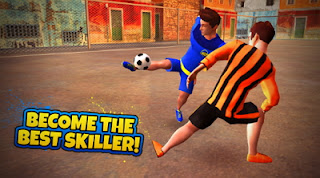 Download SkillTwins Football Game MOD APK