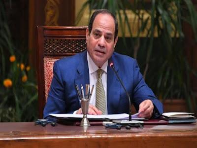 القرارات الرئاسية, هيئة الدواء المصرية, الرقابة الادارية,