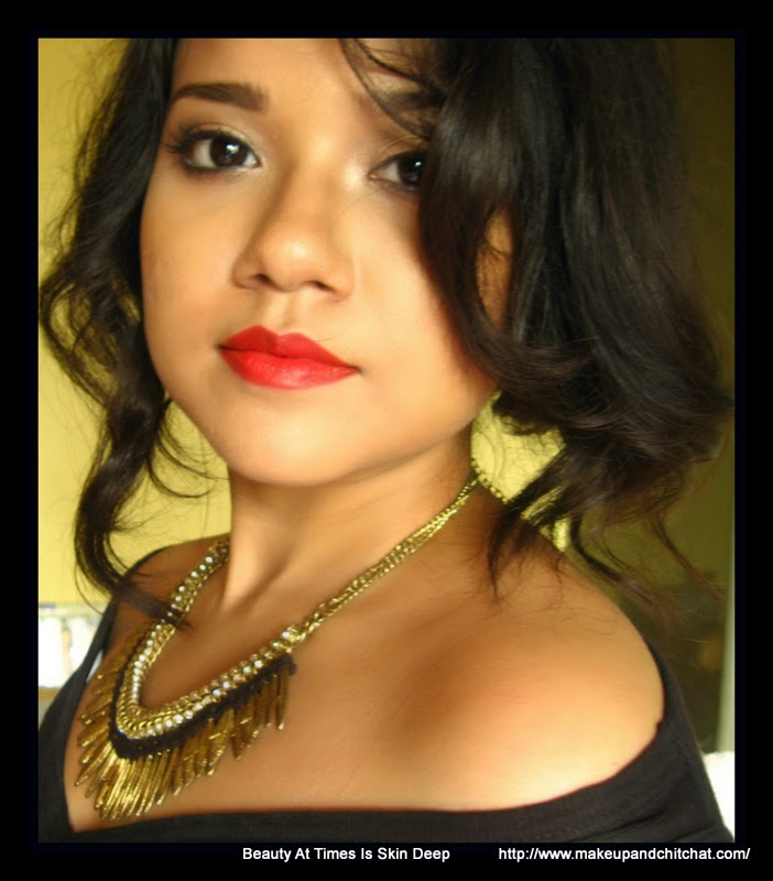 Easy Red Carpet Look by Nivedita