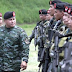 LOOK : PNP chief Bato warns new batch of SAF troopers of the evils in Bilibid