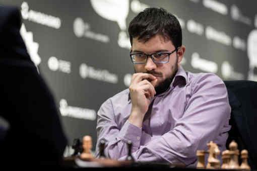 Le n°1 Français des échecs, Maxime Vachier-Lagrave - Photo © Niki Riga