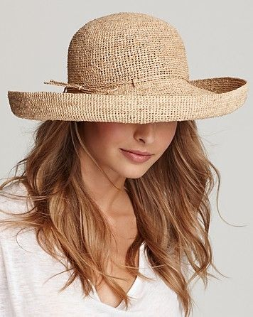 Laws of Couture: Top it Off With a Stylish Summer Sun Hat
