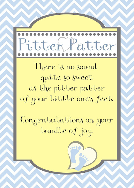 Pitter Patter Baby Shoes