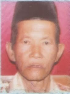 Almarhum Bapak Muhtarmat Kaerun Bin Juremi