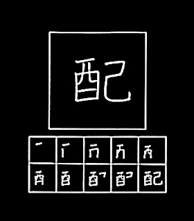 kanji to distribute