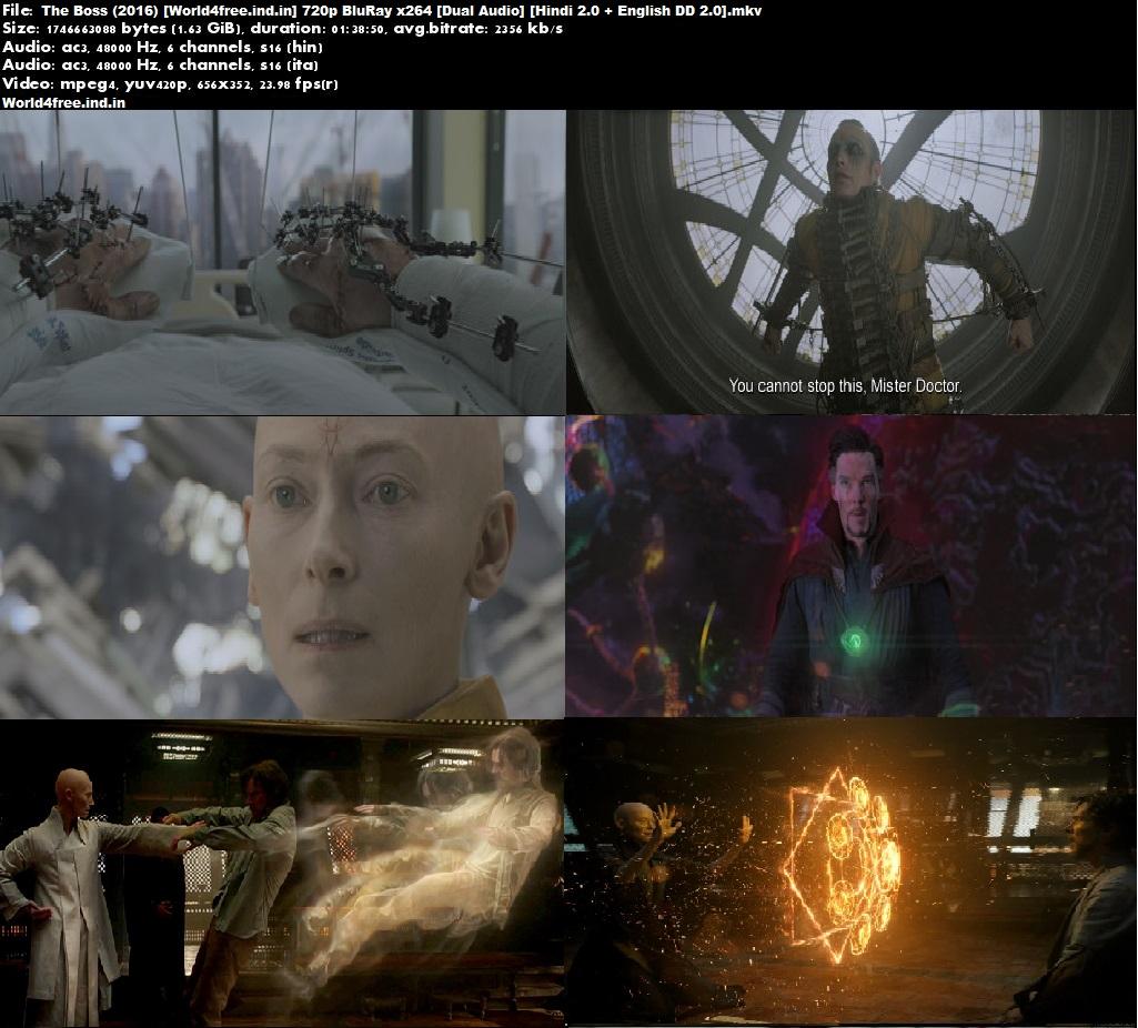 Doctor Strange 2016 world4free.ind.in Full BRRip 720p Dual Audio Hindi English