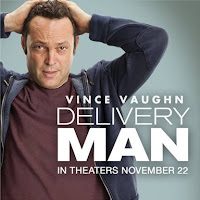 Vince Vaughn in Delivery Man, coming to theaters November 22