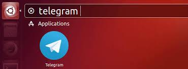 instalar telegram en ubuntu
