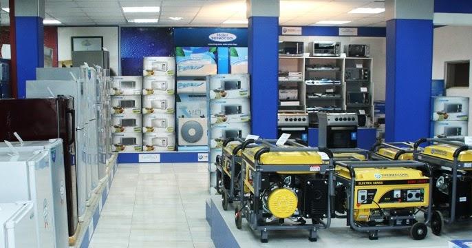 Haier Thermocool Showroom In Lagos Abuja Amp Port Harcourt