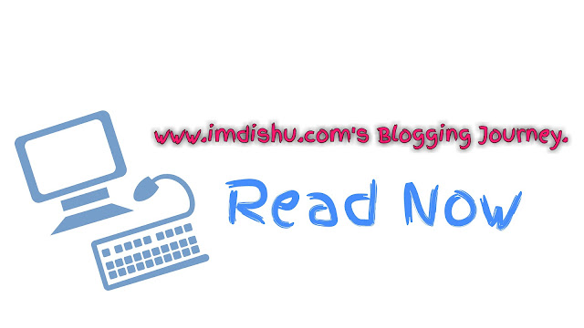 Our and my blogging journey read stories