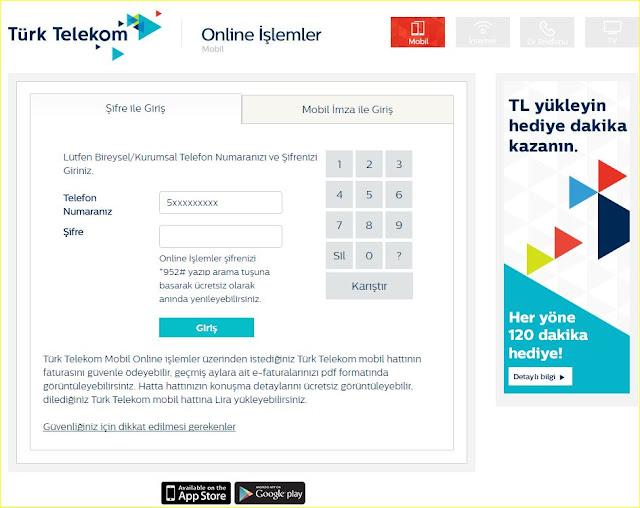 turk-telekom-mobil-fatura-borc-sorgulama-odeme