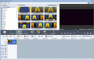 تحميل برنامج المونتاج  Download AVS Video Editor program كامل