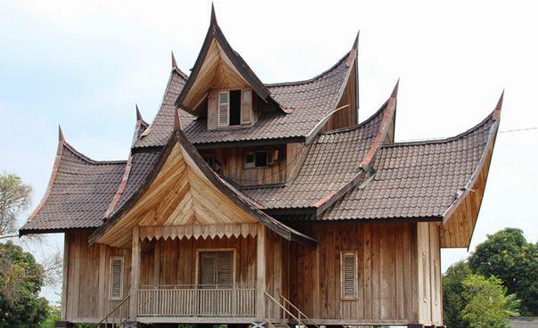 Monumen Kota Tua Tulang Bawang Lampung