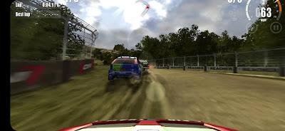 Rush Rally scene
