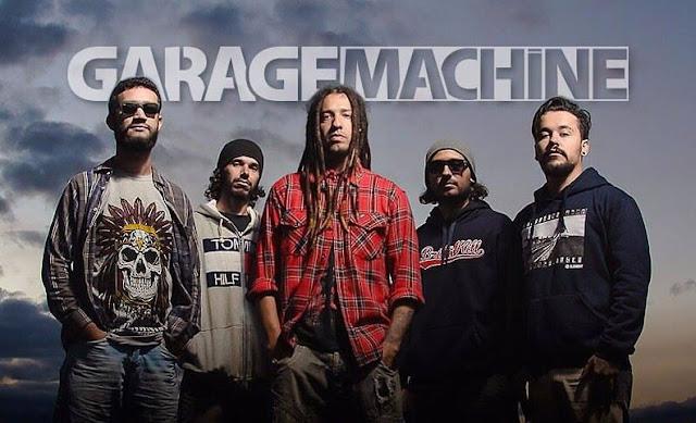 O som de Pinhal: conheça a história da Banda Garage Machine