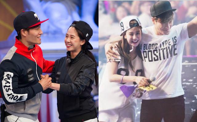 Song Ji Hyo dan Kim Jong Kook Ditendang Dari Running Man