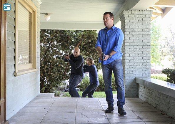 """NCIS: Los Angeles - Sirens - Review: """"Danger Refocused"""""""