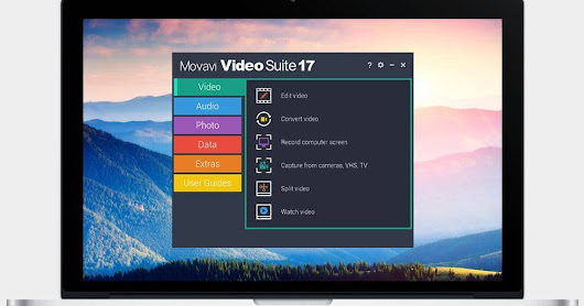 Movavi Video Suite License Key