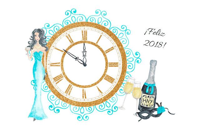 Les deseo un muy Feliz Año Nuevo