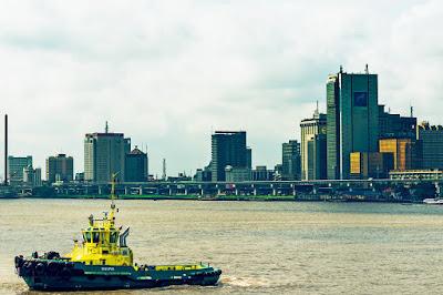 Lagos Nigeria, seaport