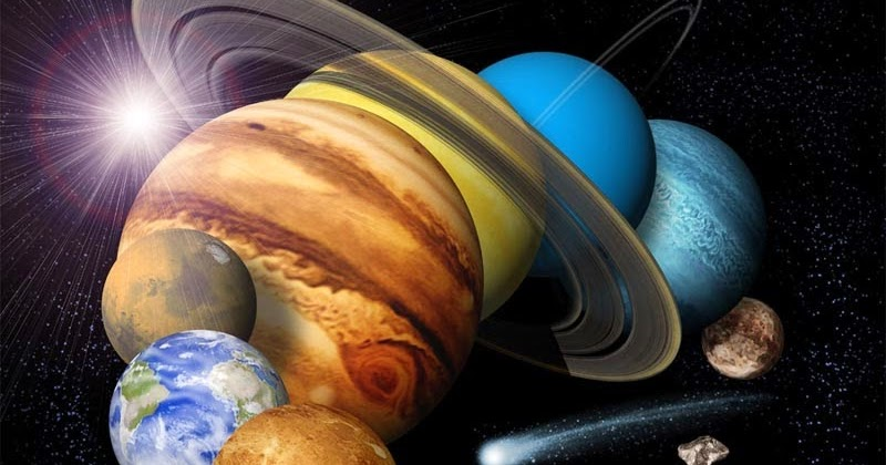 How long does it take for each planet to orbit the Sun ...