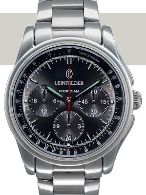 Leinfelder Meridian Chronograph