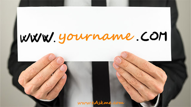 How to Choose a Creative Blog Name: eAskme