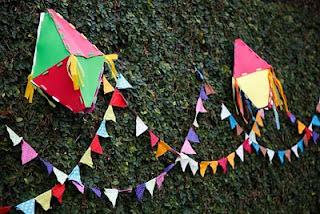 decoração para festa junina - São João