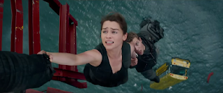 Terminator Genisys action scene CGI