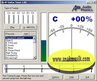 Download Aplikasi Stem Gitar Untuk Laptop dan Komputer PC