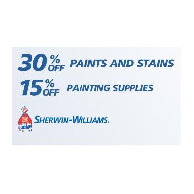 image regarding Sherwin Williams Printable Coupon titled Sherwin williams 10 off 50 printable coupon : Izod coupon 20