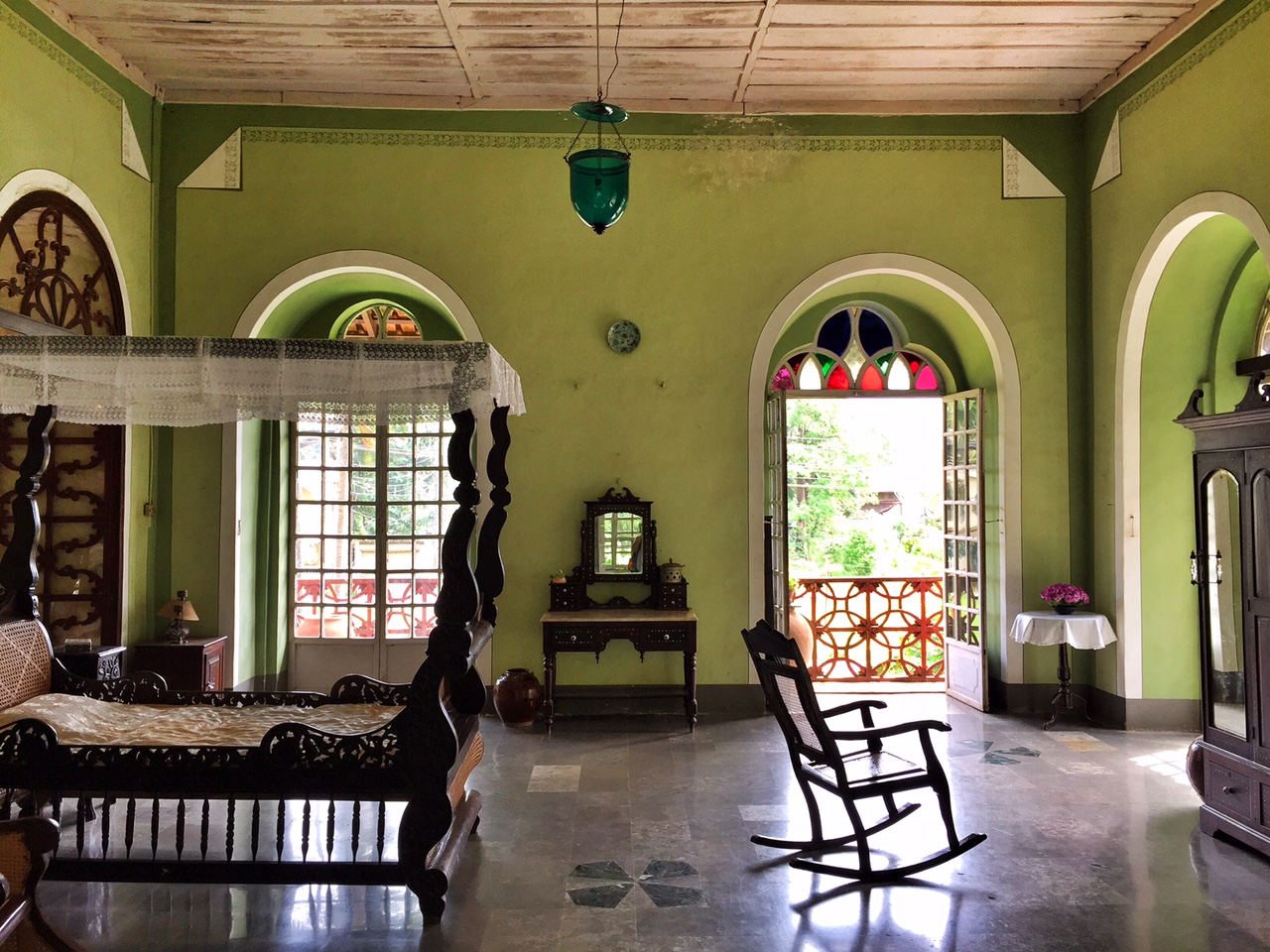 Heritage houses of goa menezes braganza pereira house for Goan house designs and floor plans