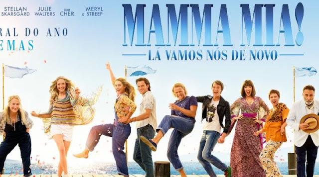 Mamma Mia 2- Lá Vamos Nós De Novo