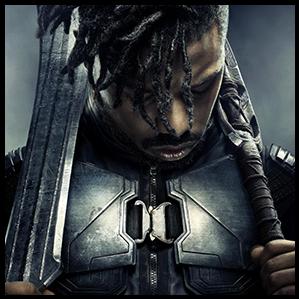 El villano de la película Pantera Negra