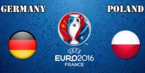 Urmariti meciul Germania - Polonia Live pe DolceSport 1 si ProTV