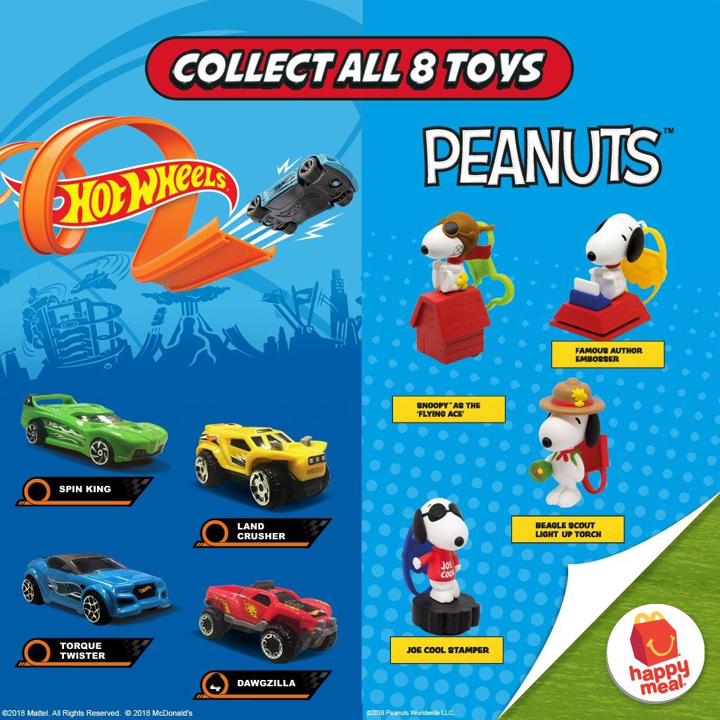 Toys From Mcdonald S Happy Meals : Pskmc