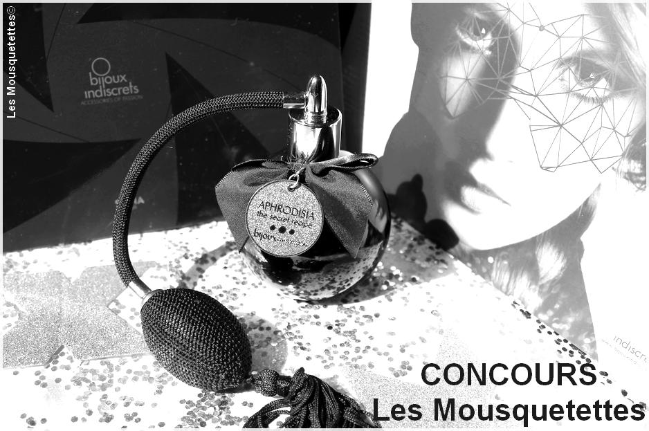 Bijoux Indiscrets - Cosmétiques érotiques - Concours - Blog Beauté Les Mousquetettes©