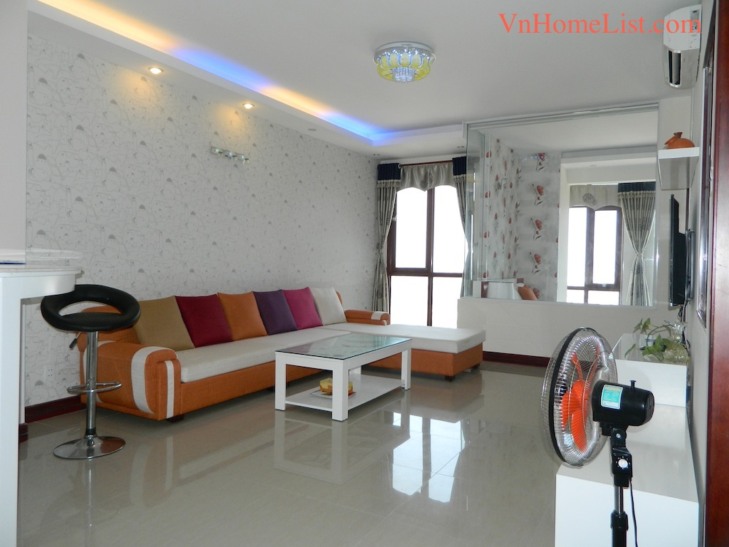Sea View Apartment for Rent NEW and MODERN Vung Tau