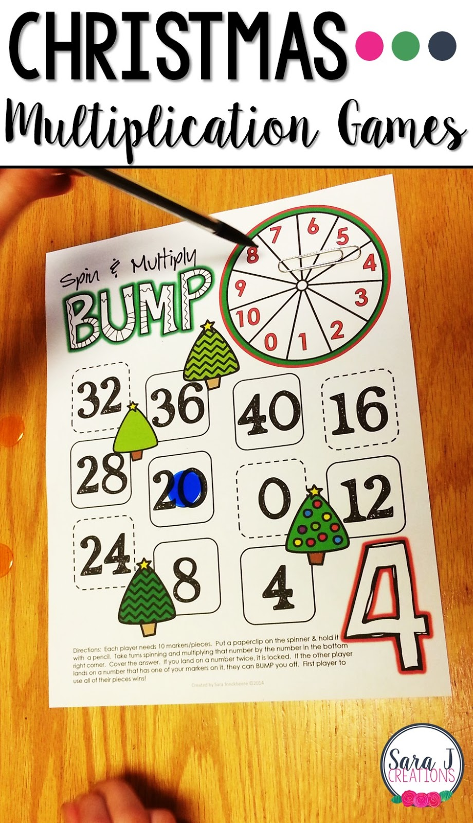 Fun ideas for teaching math and literacy in the elementary classroom in December.