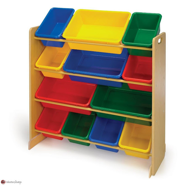 Organizing ideas for children's rooms 6